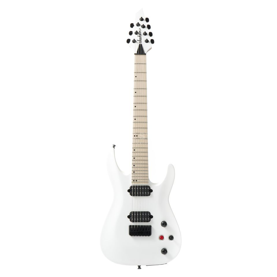 Jackson DKA7 WH Pro Series White Liwithed Edition Produktbillede