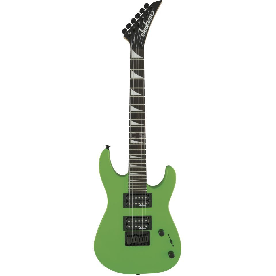 Jackson JS 1X Dinky Minion Neon Green Product Image