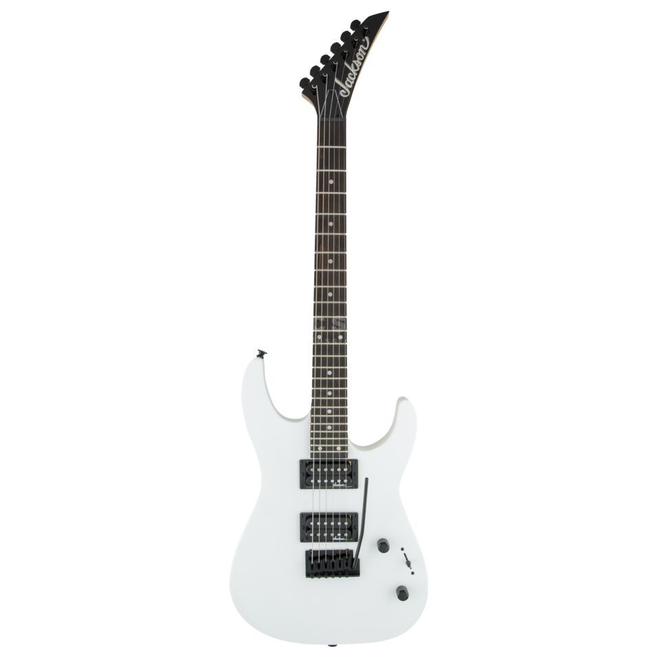 Jackson JS12 Dinky RW 24 WH White Produktbillede