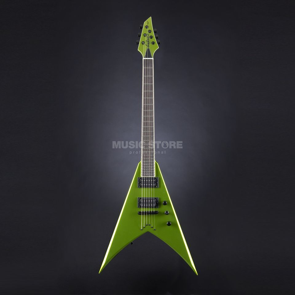 Jackson KVT AT1 LGM Lime Green Metallic Produktbillede