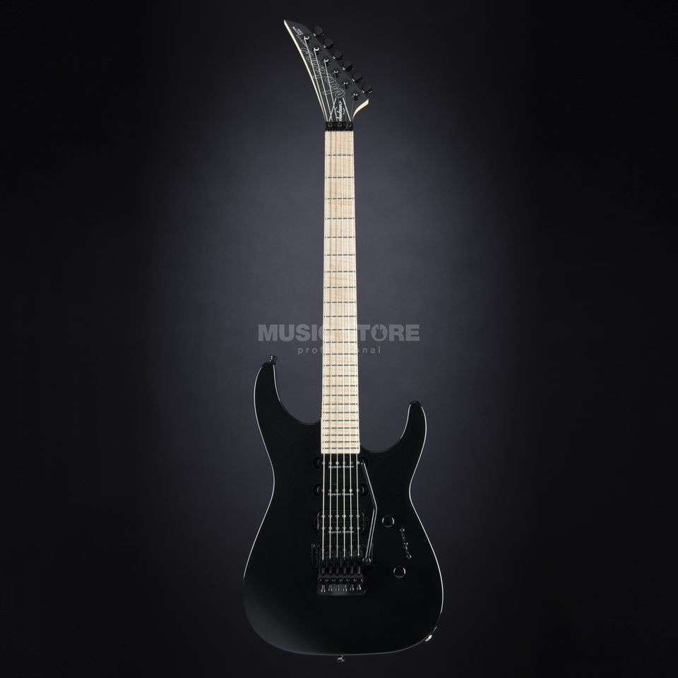 Jackson MS Custom Select SL1 Soloist HSS FR Dark Racing Green #J6842 Produktbild