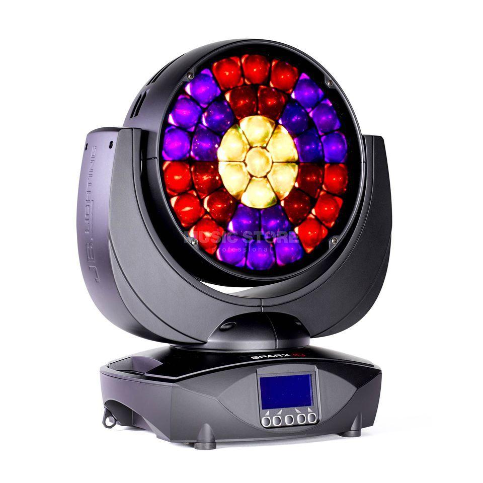 Best Light Shop In Jb: JB-Lighting Sparx 10 37x 15W RGBW