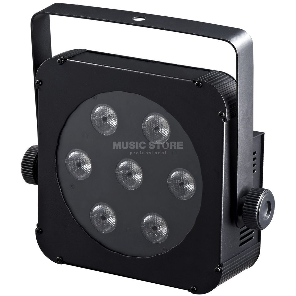 JB Systems Plano Spot 7TC 7 RGB High-Power LEDs mit 3W Produktbild