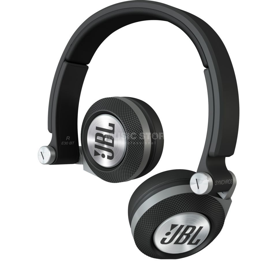 JBL E30 black closed, foldable Produktbillede