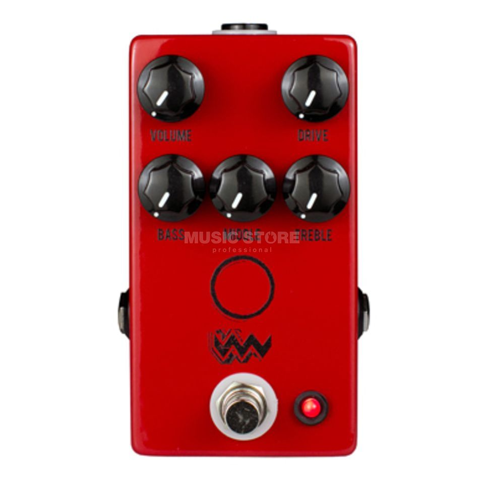 JHS Angry Charlie V3 HiGain Overdrive Produktbild