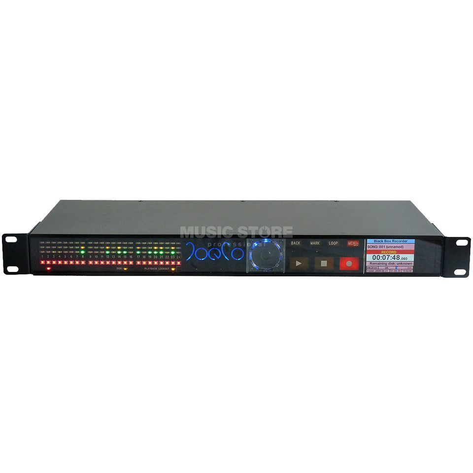 JoeCo BBR64MADI BlackBox Recorder 64 Kanal MADI Interface Produktbild