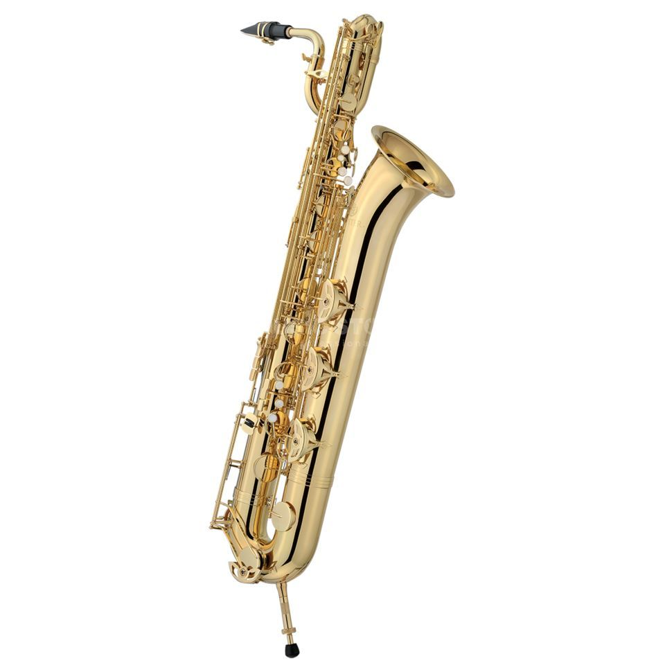 Jupiter JBS 1000Q, Baritonsaxophon Messing, Goldlack Изображение товара