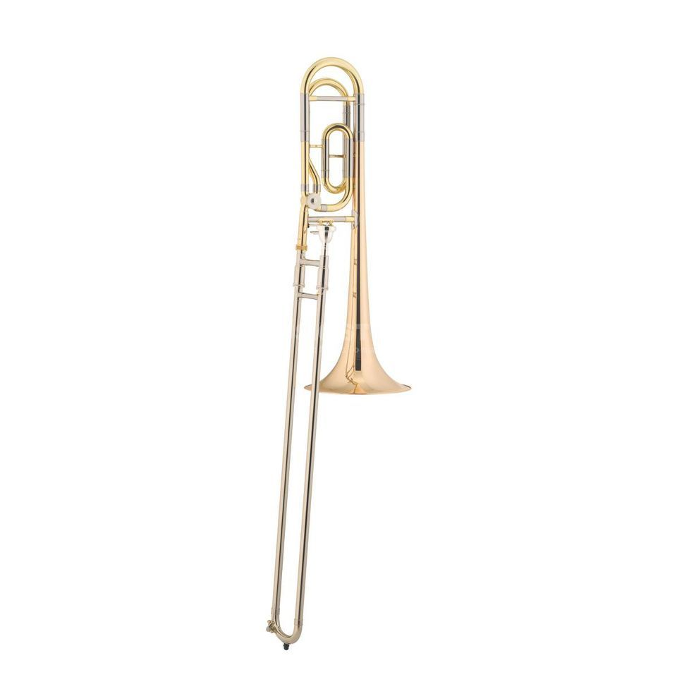 Jupiter JP-636RL-Q Bb/F Tenor Trombone Incl. Case and Accessories Zdjęcie produktu