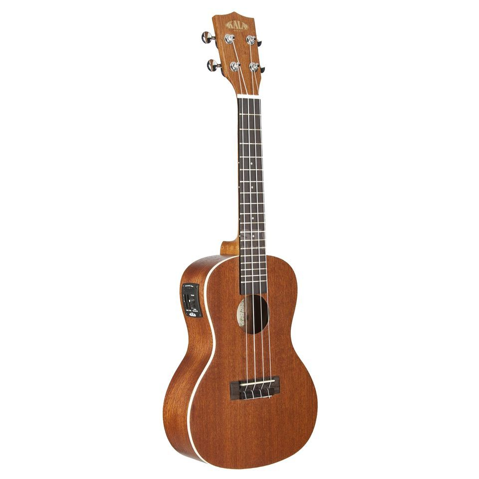 Kala Mahagony Ply Concert Ukulele with EQ incl. Bag Produktbild