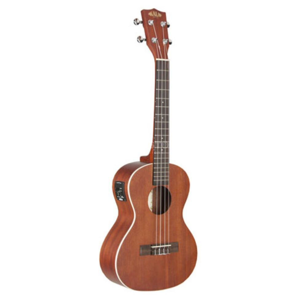 Kala Mahagony Ply Tenor Ukulele with EQ incl. Bag Produktbillede