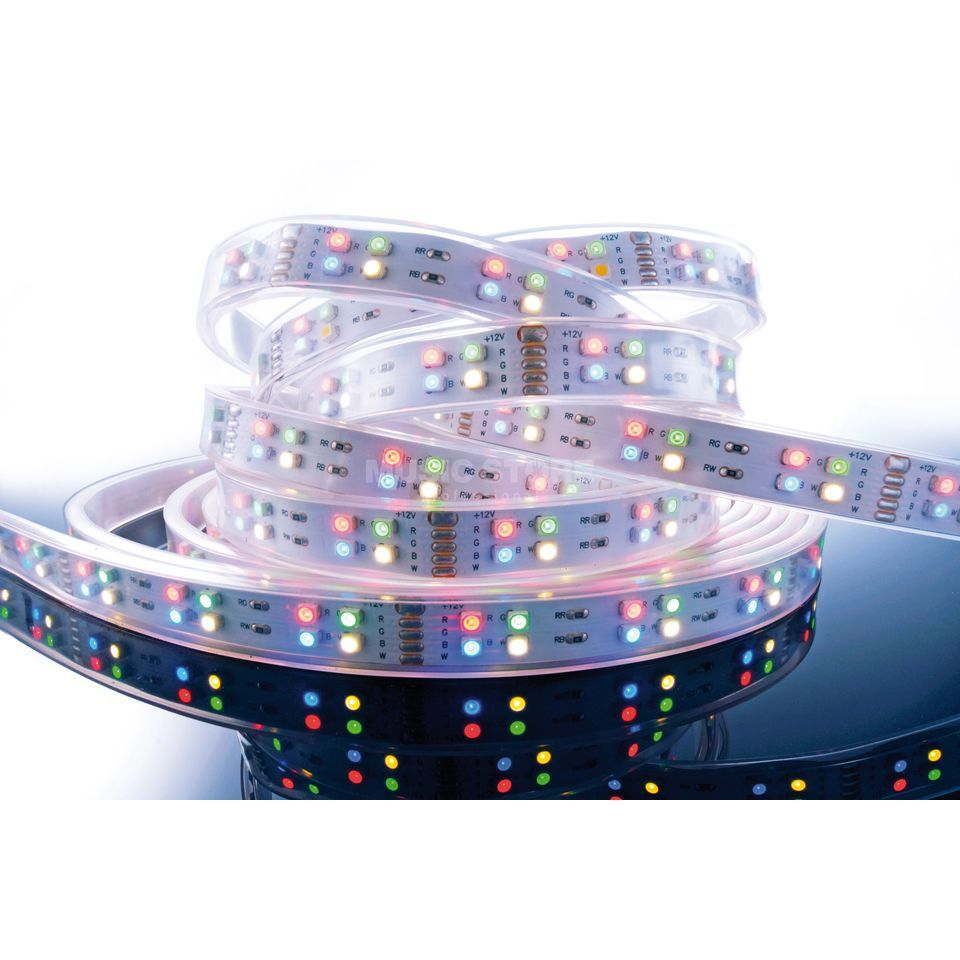 KAPEGO LED Stripe RGB+WW 5m 5m 12V IP65 720 LEDs Produktbild