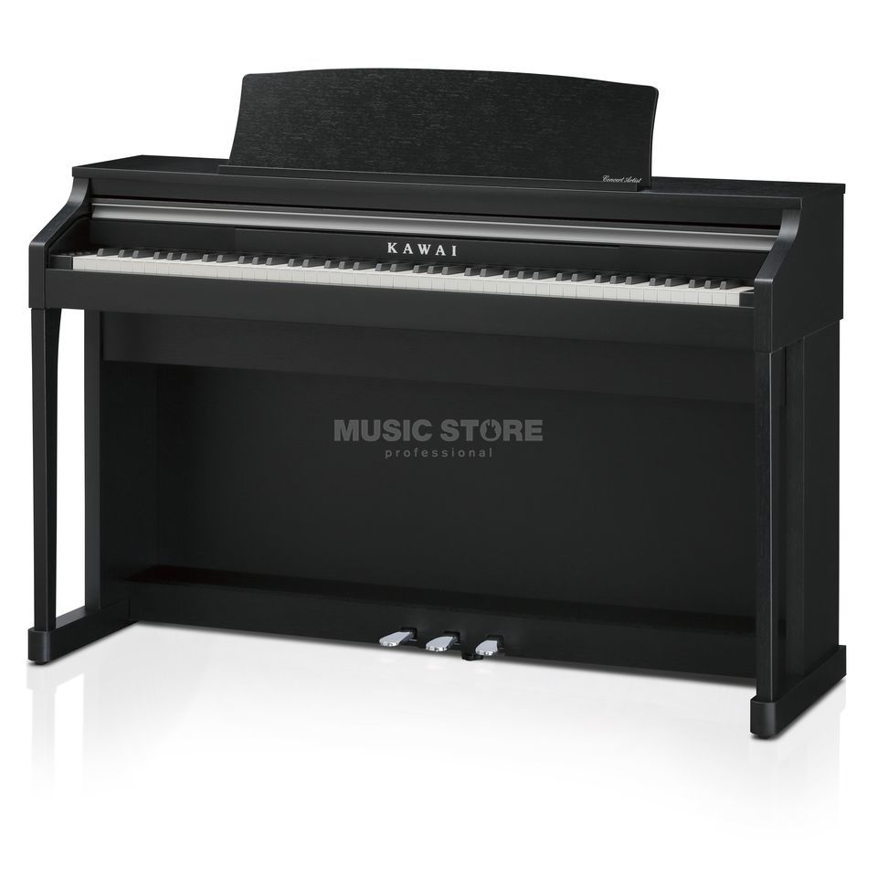 Kawai CA-17  SB Digital Piano Black Product Image