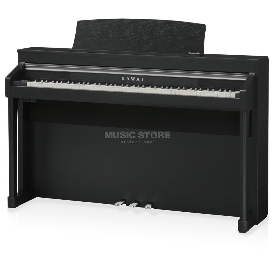 Kawai CA-97 Black Digital Piano Product Image