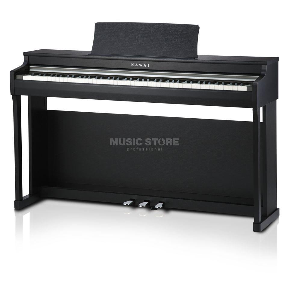 kawai cn 25 black digital piano schwarz music store professional de de. Black Bedroom Furniture Sets. Home Design Ideas