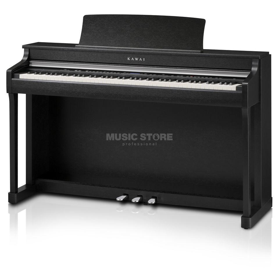 kawai cn 35 black digital piano dv247 en gb. Black Bedroom Furniture Sets. Home Design Ideas
