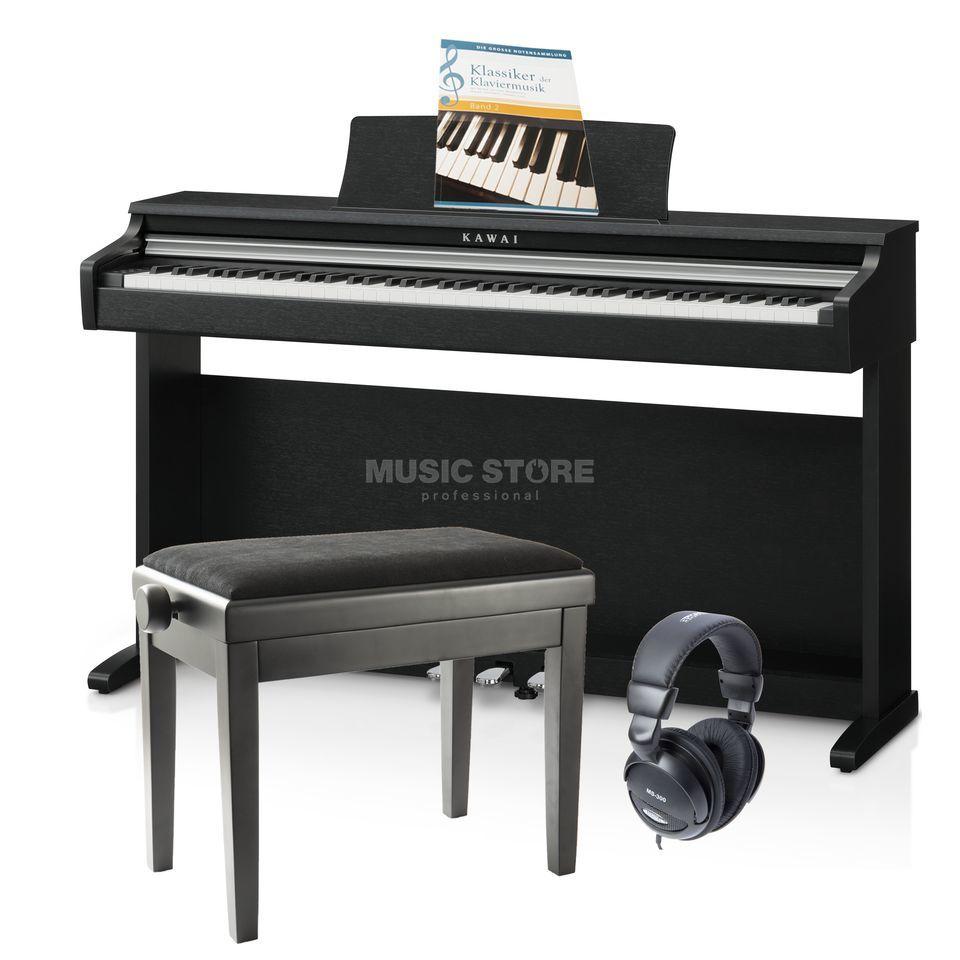kawai cn17 b complete set music store professional fr fr. Black Bedroom Furniture Sets. Home Design Ideas