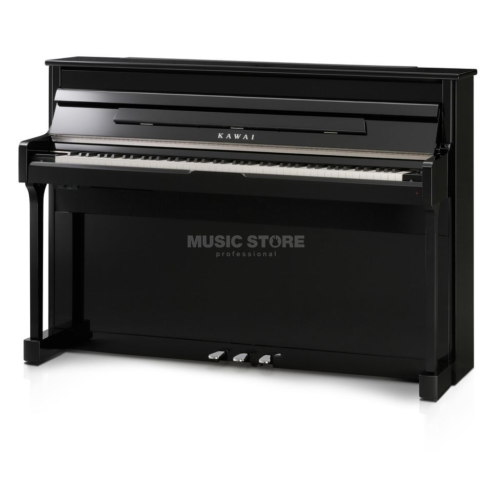 Kawai CS-11 Digital Piano Black Polished Produktbillede