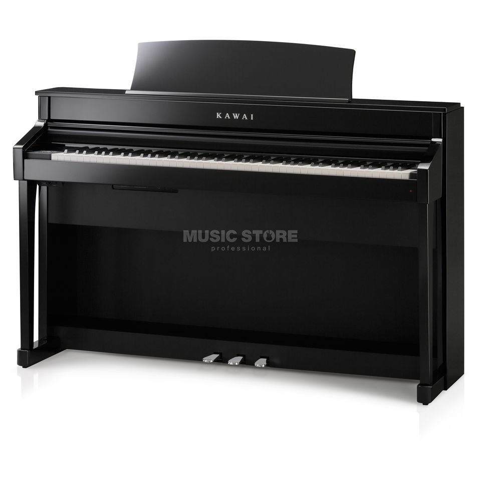 Kawai CS-8 Digital Piano Black Polished Produktbild