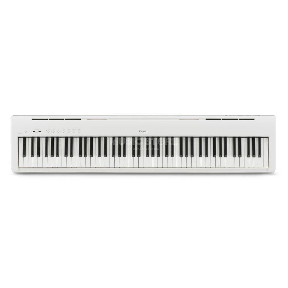 kawai es100 w digital piano white. Black Bedroom Furniture Sets. Home Design Ideas
