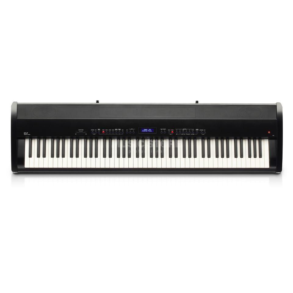 kawai es7 b stage piano black digital piano dv247 en gb. Black Bedroom Furniture Sets. Home Design Ideas