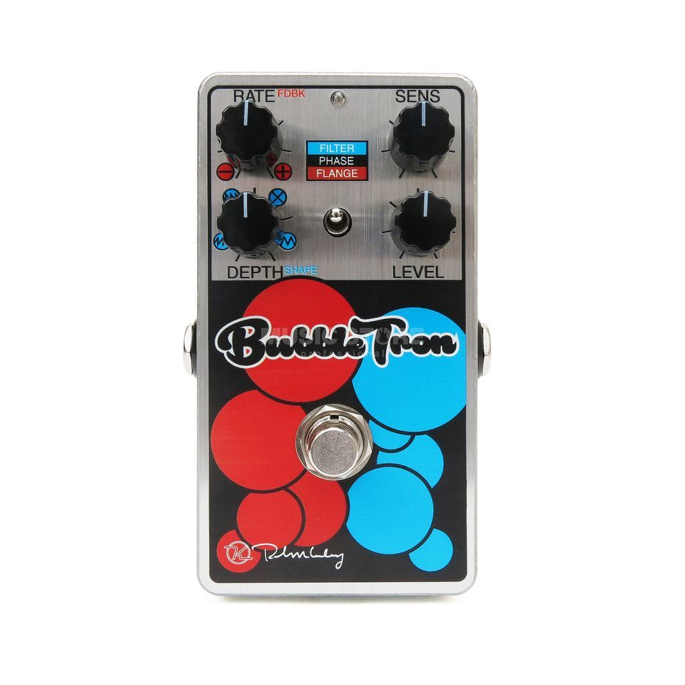 Keeley Bubble Tron Dynamic Flanger Phaser Product Image