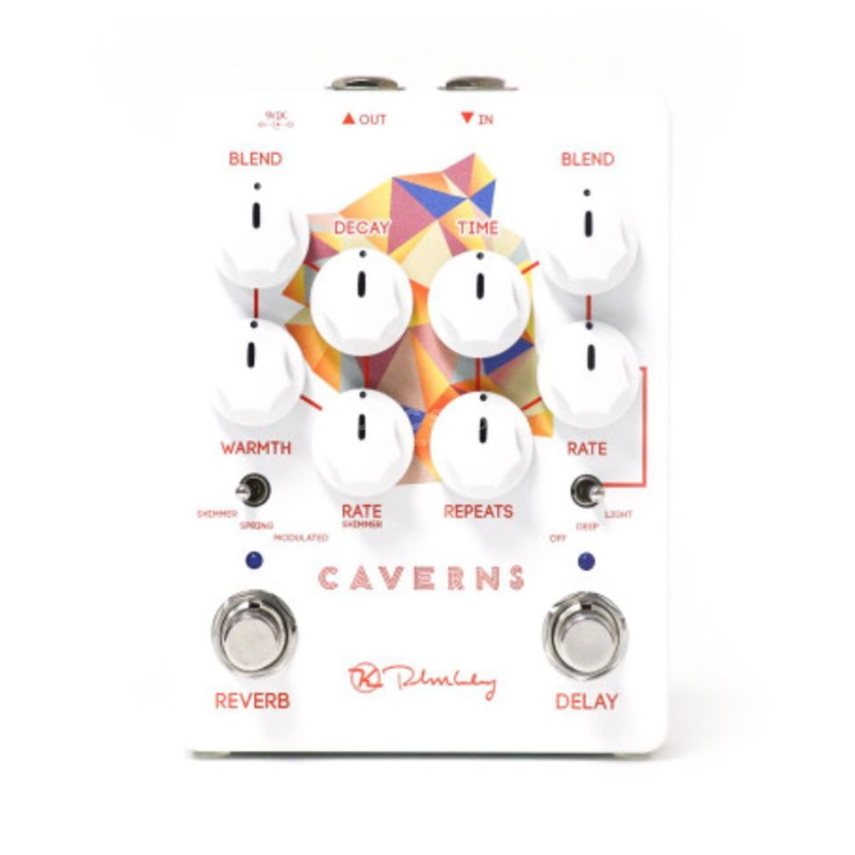 Keeley Caverns Delay Reverb V2 Product Image