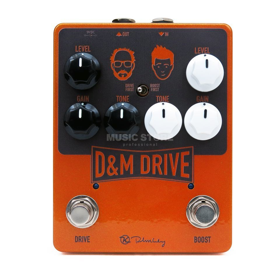 Keeley D&M Drive Product Image