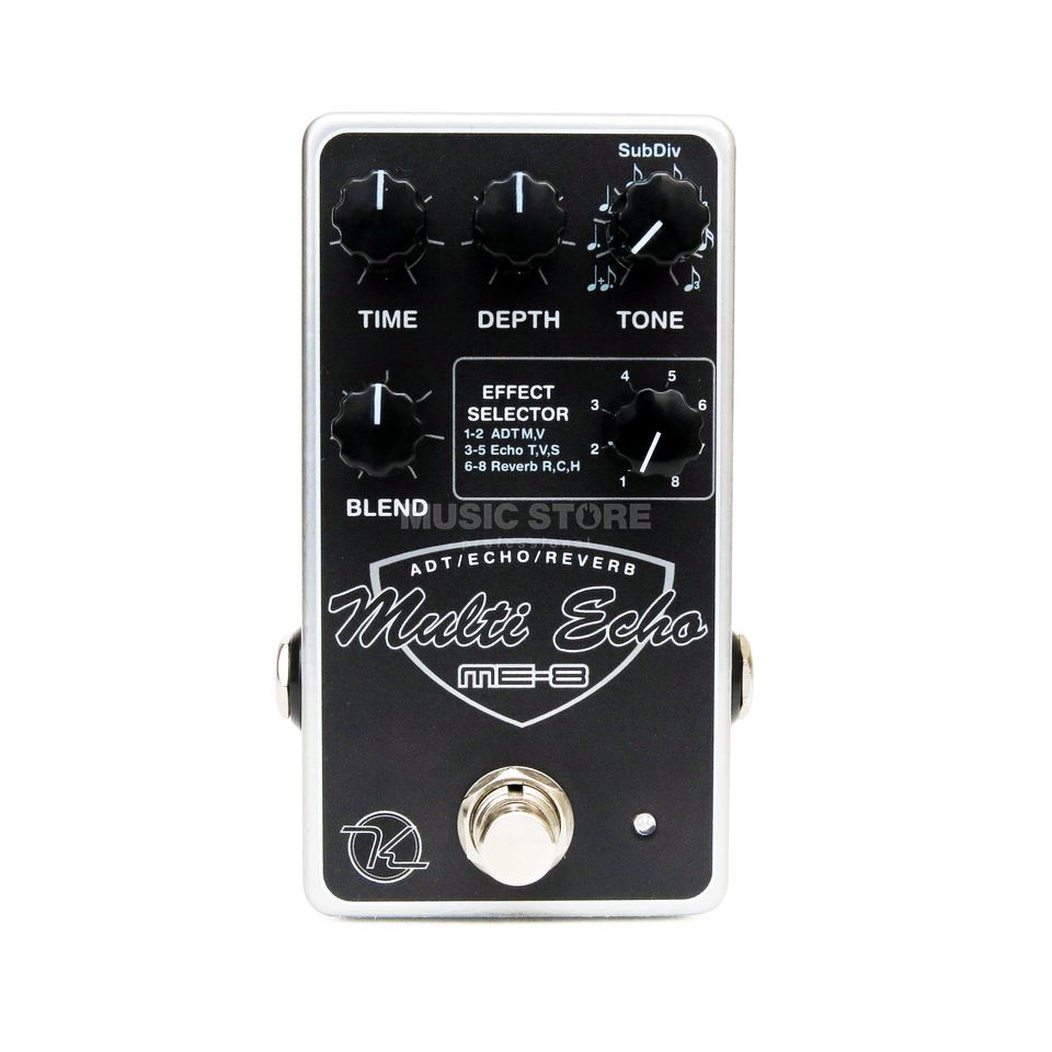 Keeley Electronics ME-8 Multi Echo Produktbild