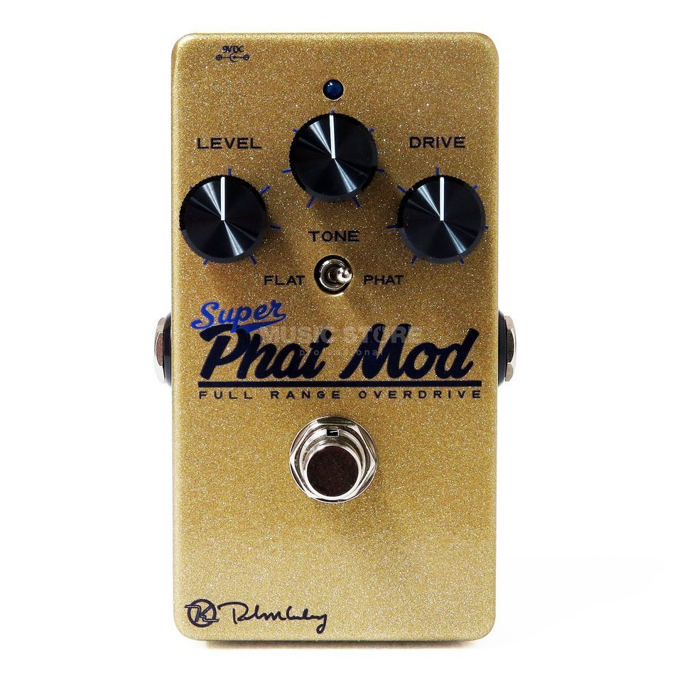 Keeley Super Phat Mod Product Image