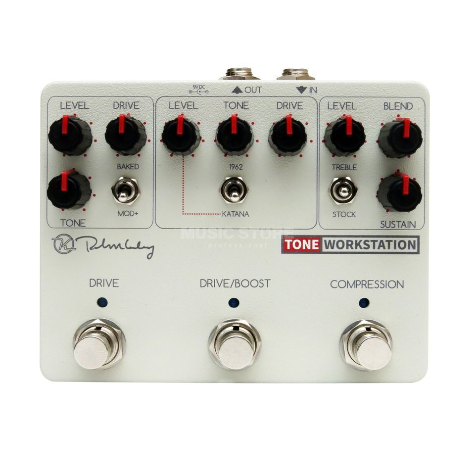 Keeley Tone Workstation Product Image
