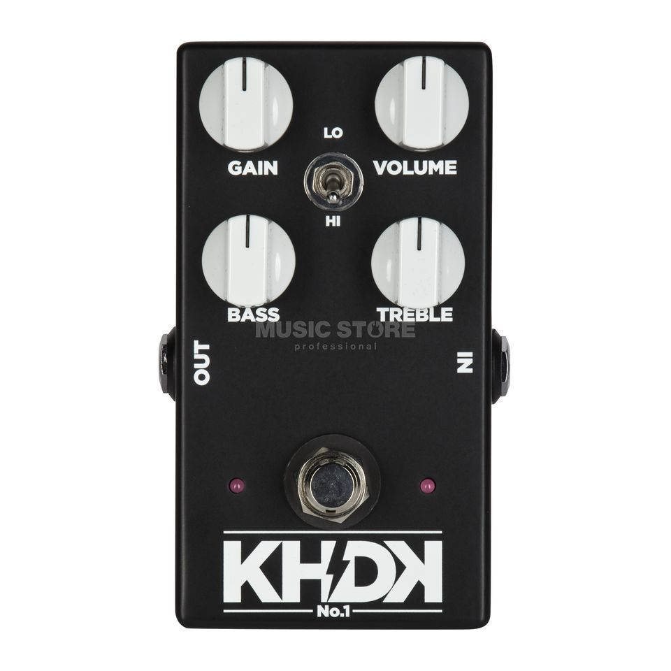KHDK No.1 Overdrive Product Image