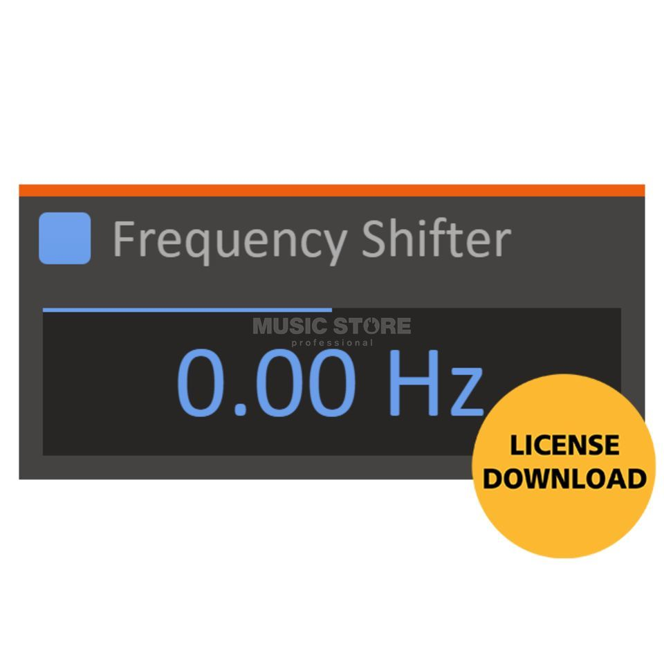 Kilohearts Frequency Shifter License Code Image du produit