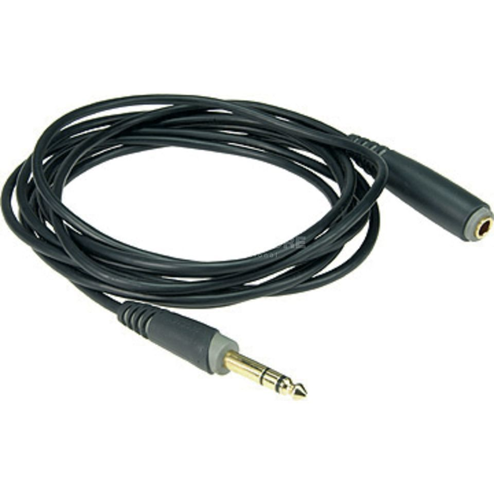 Klotz Headphone Cable 6,5, 3m AS-EX20300 Produktbillede
