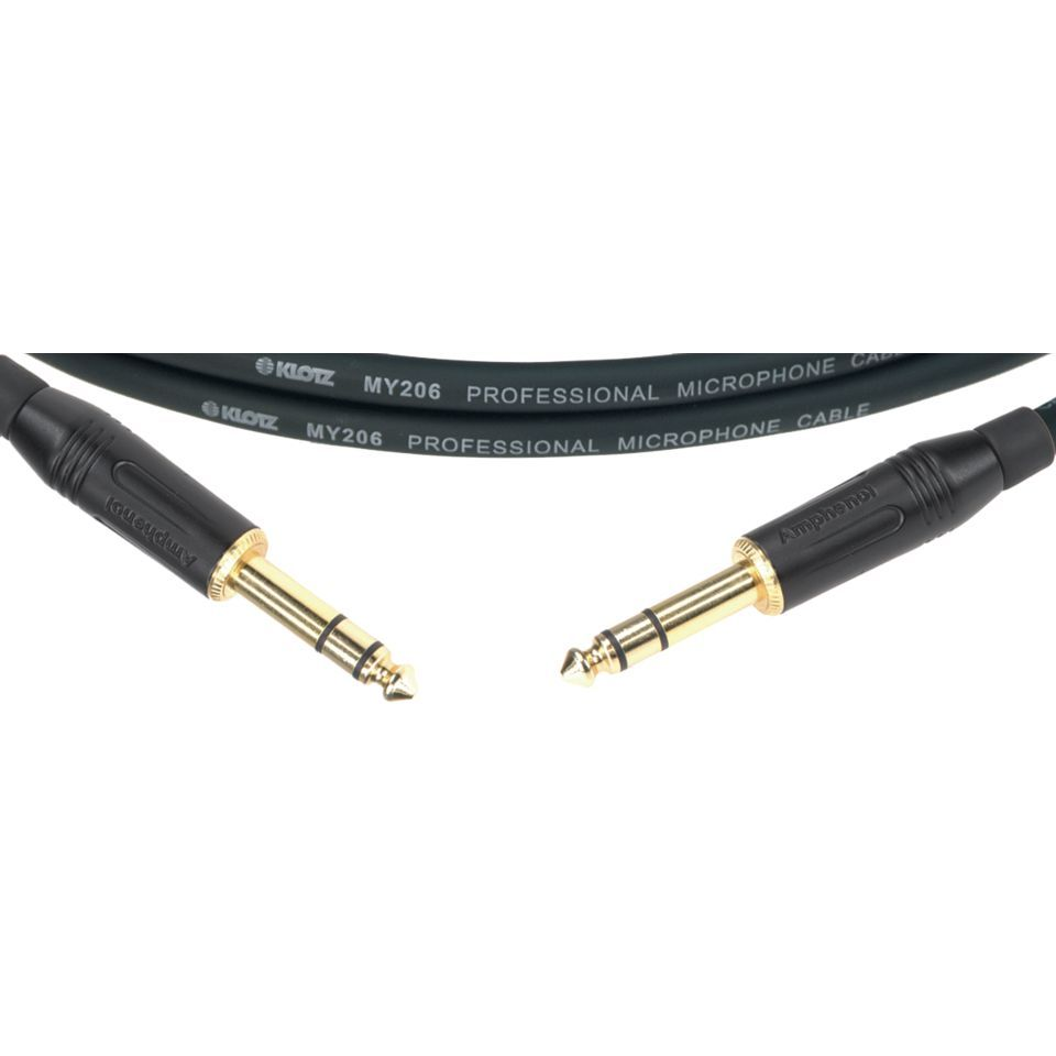 Klotz Patch Cable, 0,6m, symmetrical B3PP1-0060 Produktbillede