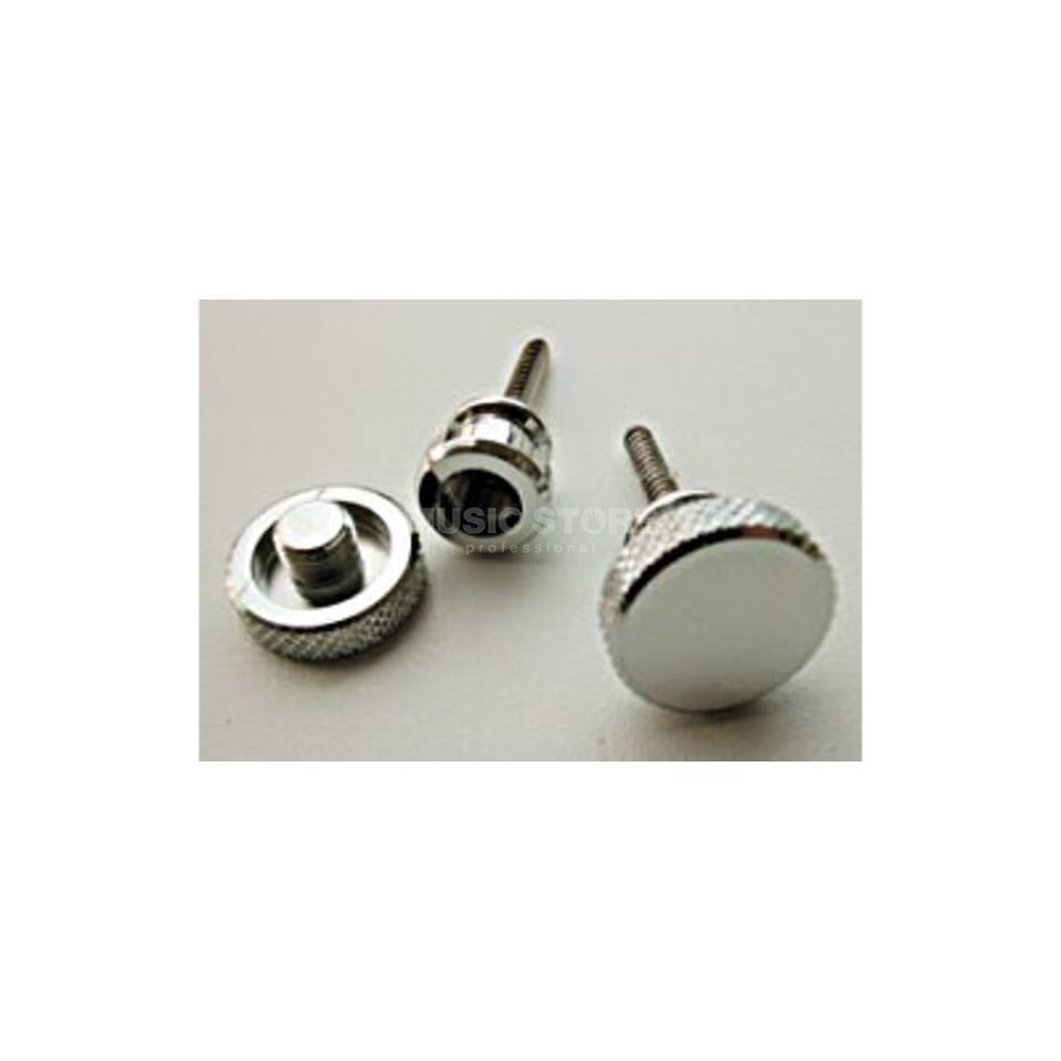 Kluson Multi Lock Nickel Gurtpin Set Produktbild