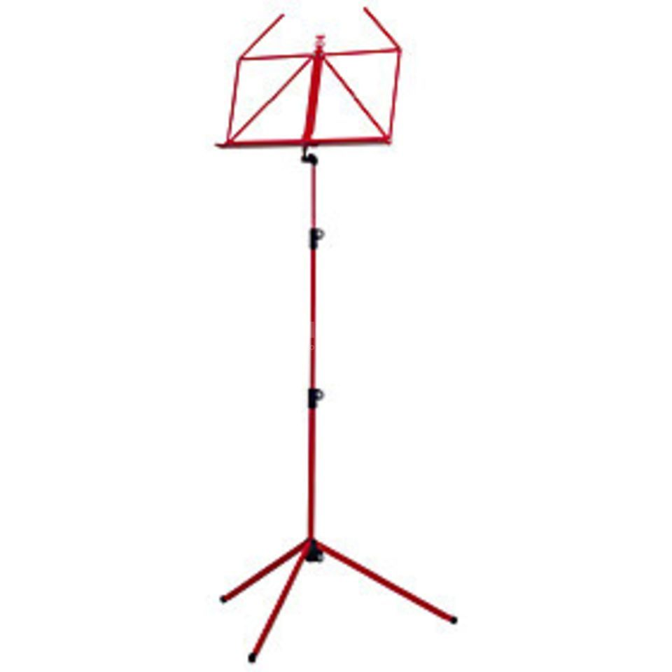 König & Meyer 100/1 Music Stand red  Produktbillede