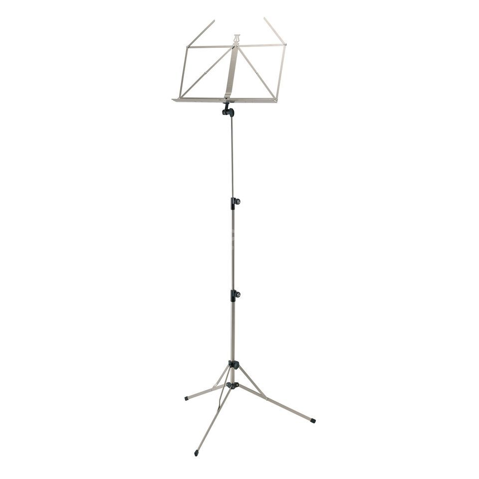 König & Meyer 10050 Music Stand nickel-colored  <Baseline> Product Image