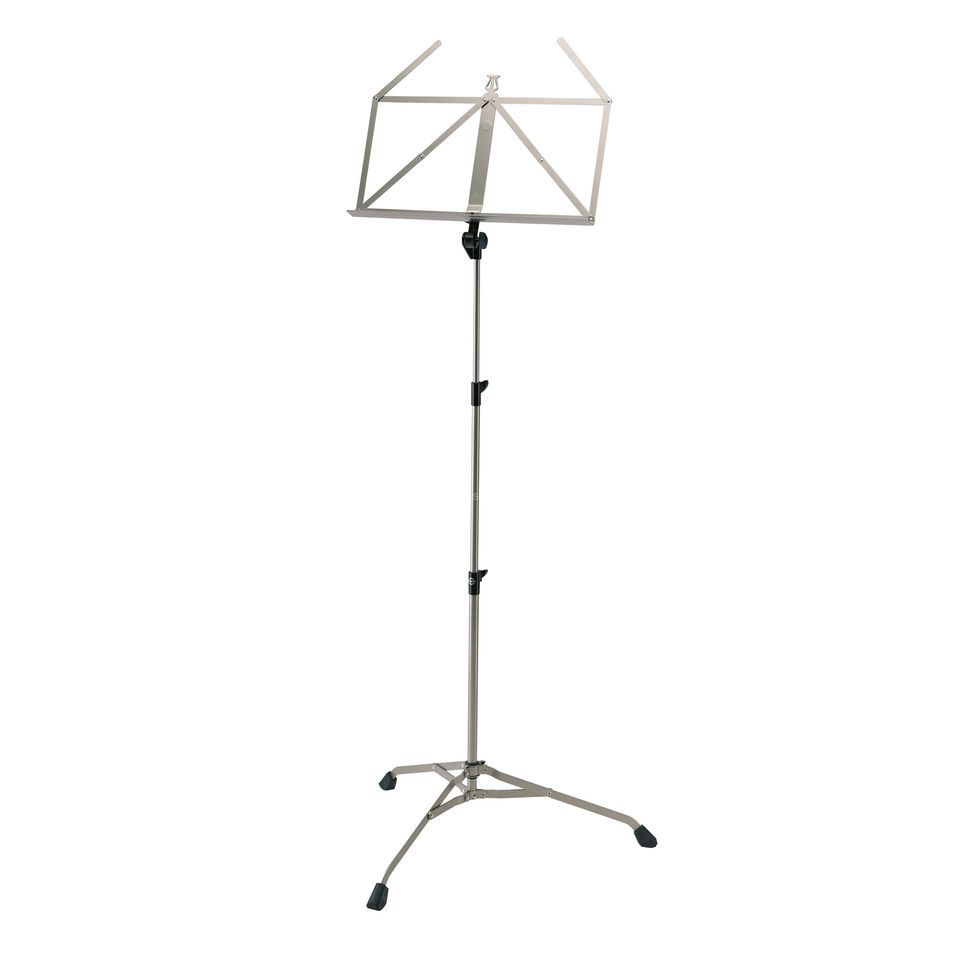 König & Meyer 107 Music Stand nickel-colored <Starline> Produktbillede