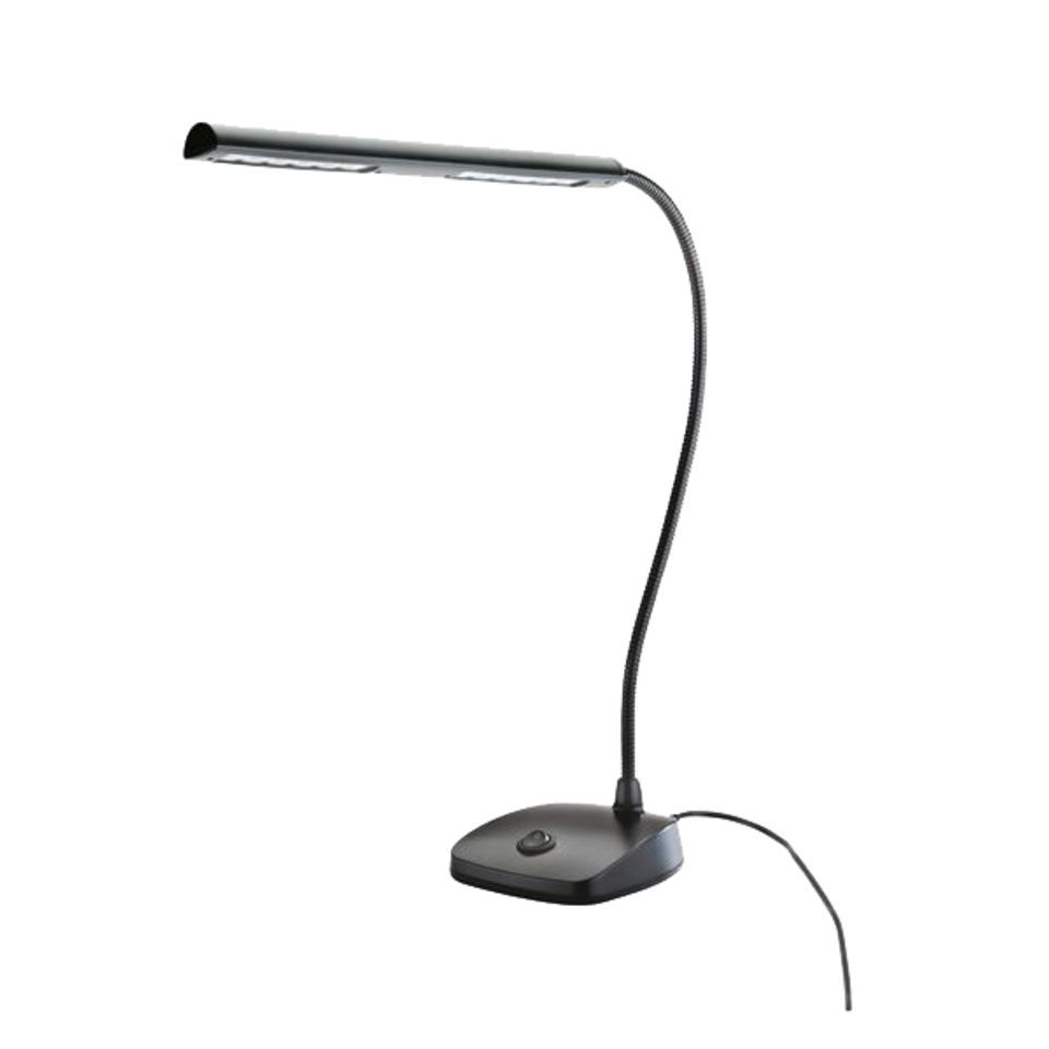 König & Meyer 12296 LED-Piano Lamp Black  Produktbillede