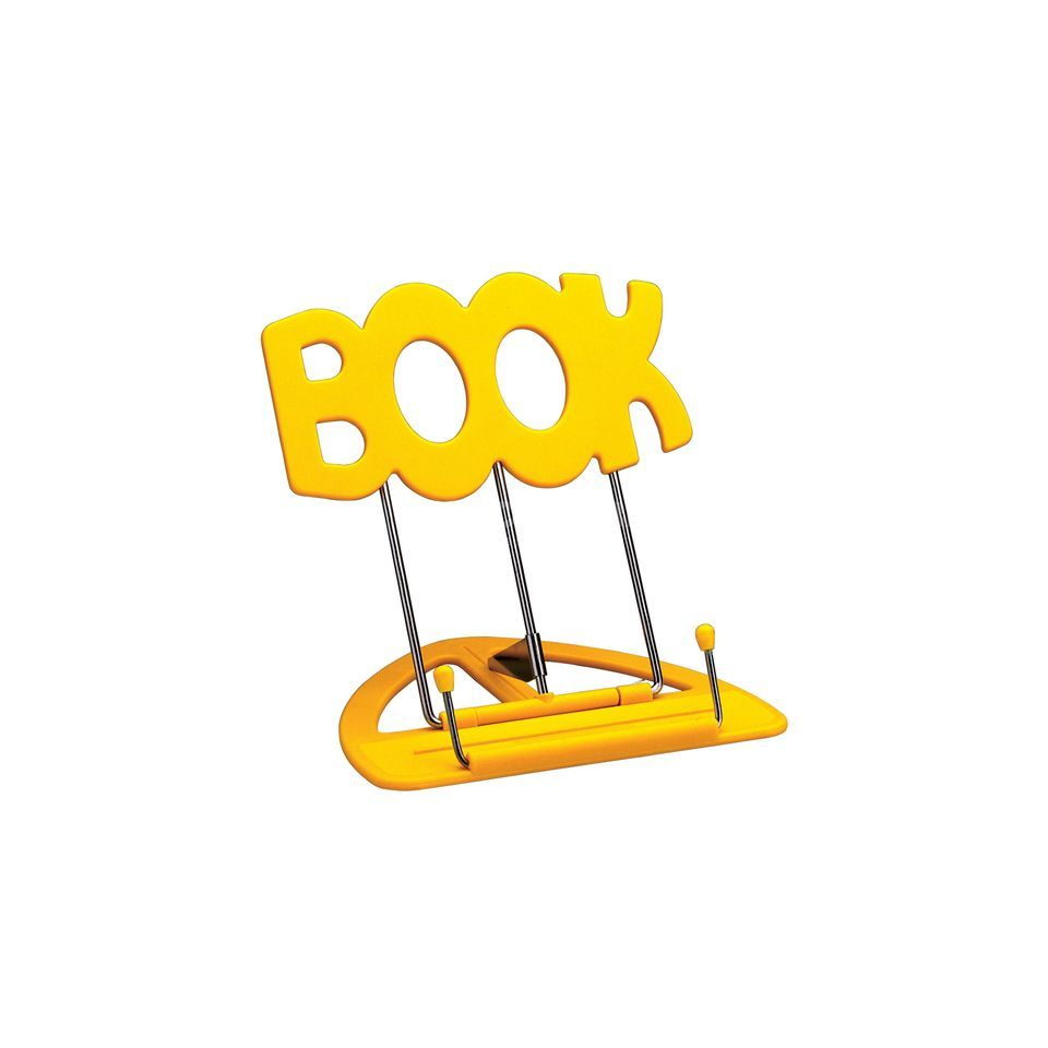 König & Meyer 12440 Uni-Boy Book Stand 12440-012-61 yellow Produktbillede