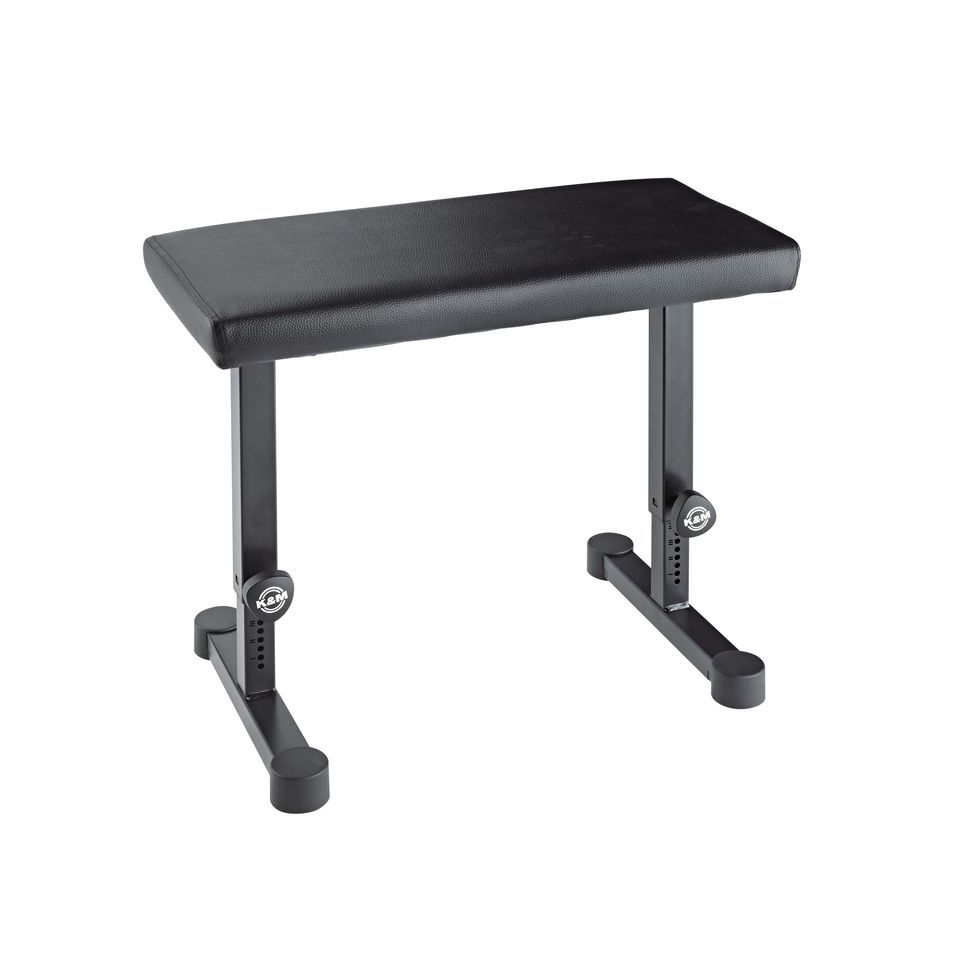 König & Meyer 14085 Keyboard Bench Black Produktbillede