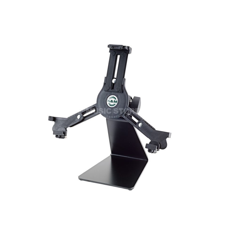 König & Meyer 19792 Tablet PC table stand - black Productafbeelding