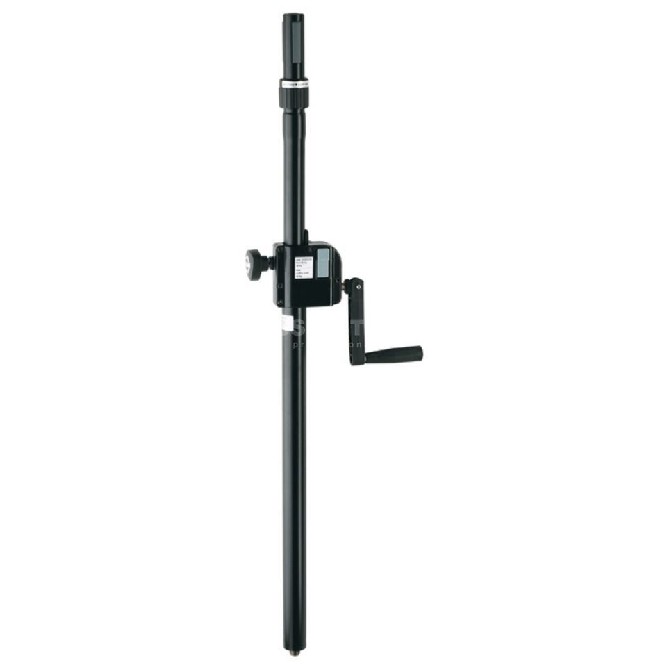 König & Meyer 21340 Distance Rod with hand crank and Ring Lock Product Image