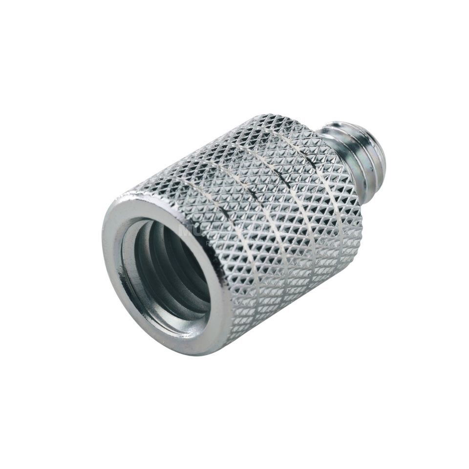 König & Meyer 218 Thread Adapter zinc-plated Produktbillede