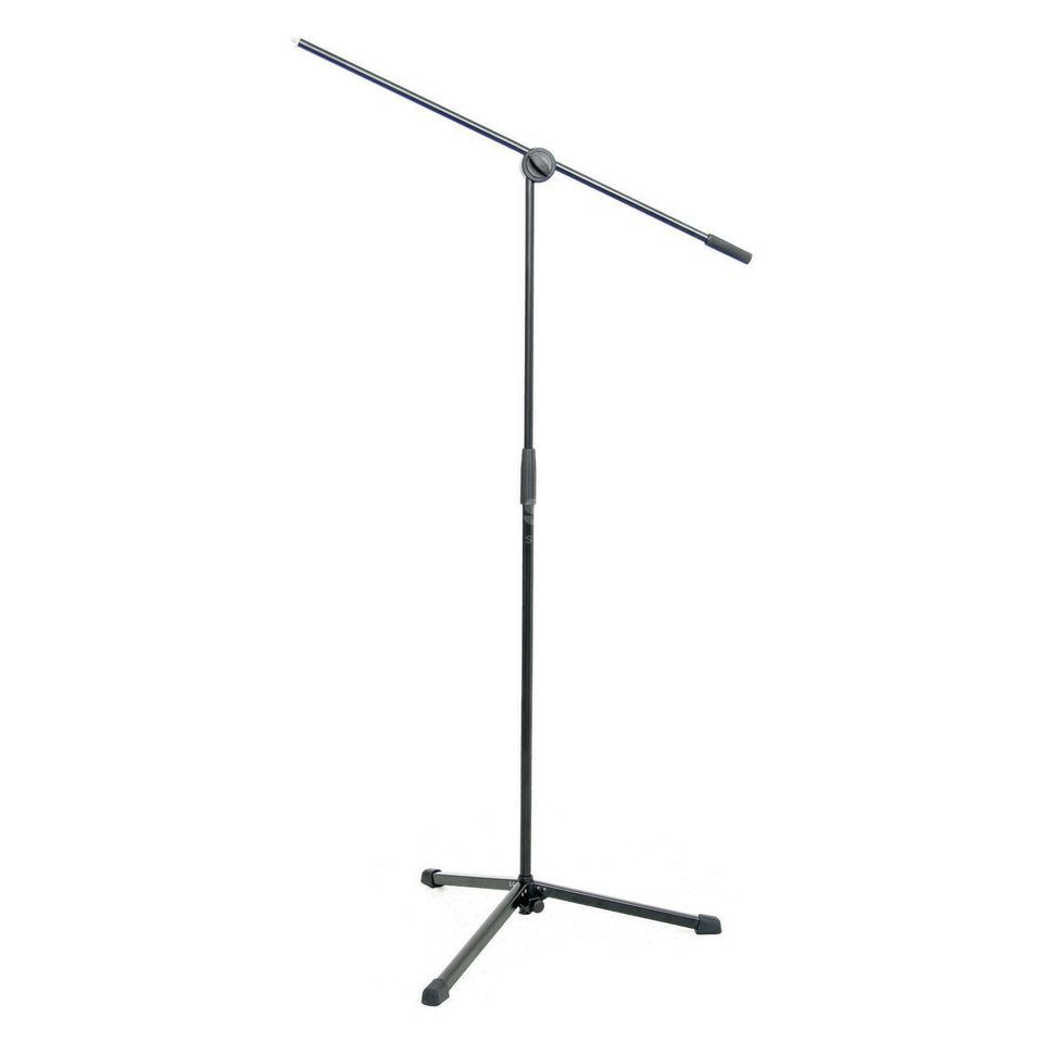 König & Meyer 25400 Microphone Stand Basic Height 890 - 1600 mm, Black Produktbillede