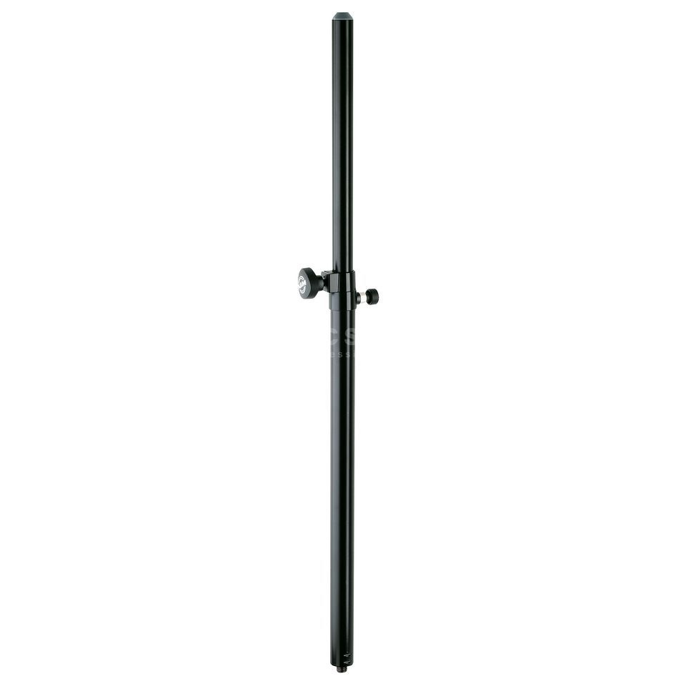 König & Meyer 26736 Distance Rod H: 1085/1785 mm, black Produktbillede