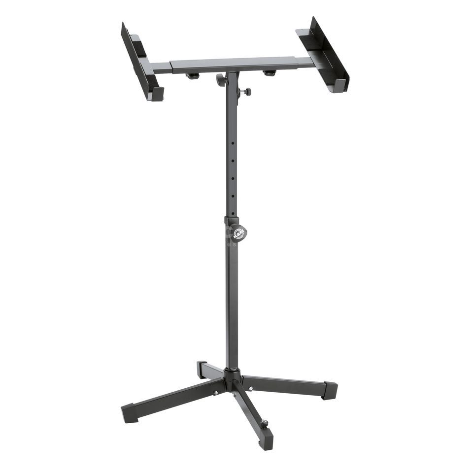 König & Meyer 28075 Mixer Stand for Mixer, Amplifiers Produktbillede