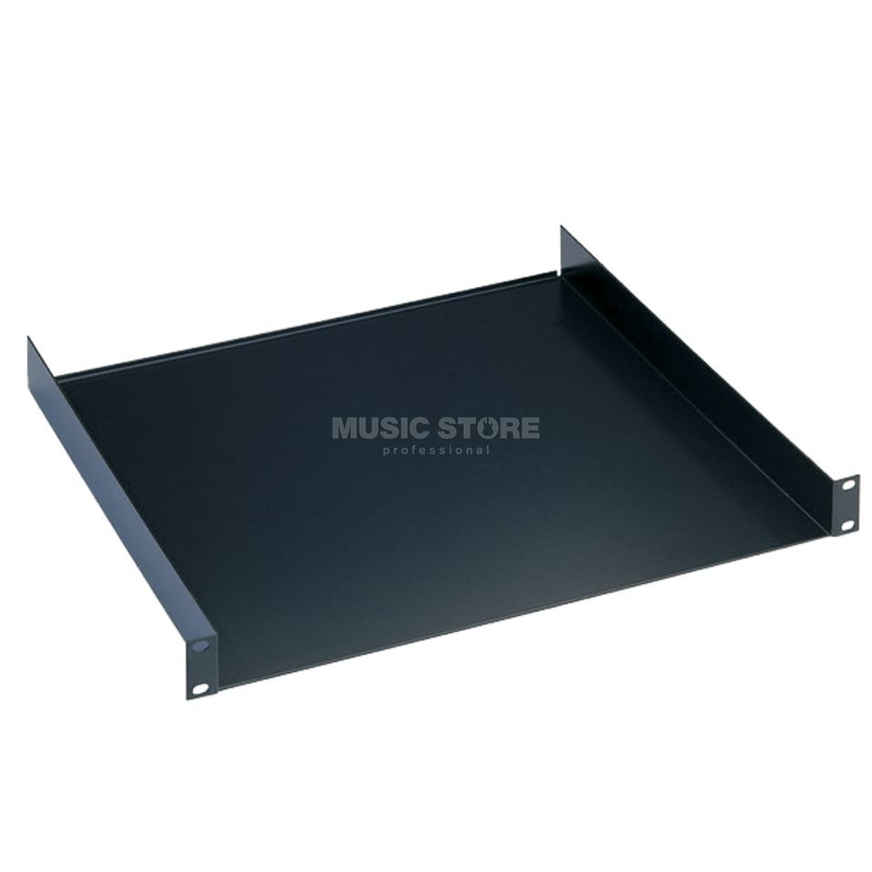 "König & Meyer ""28481 19"""" 1U Rack Shelf""  Produktbillede"