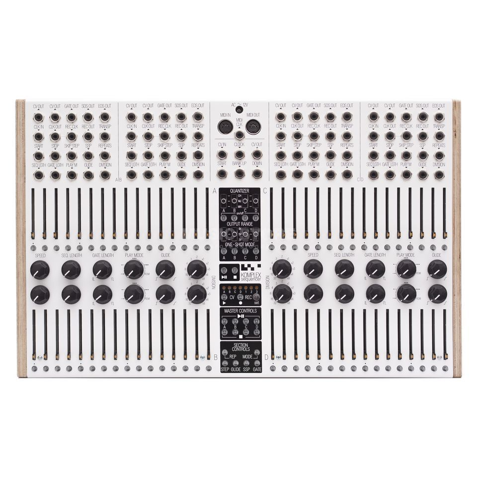 Koma Elektronik KOMPLEX SEQUENCER Produktbillede
