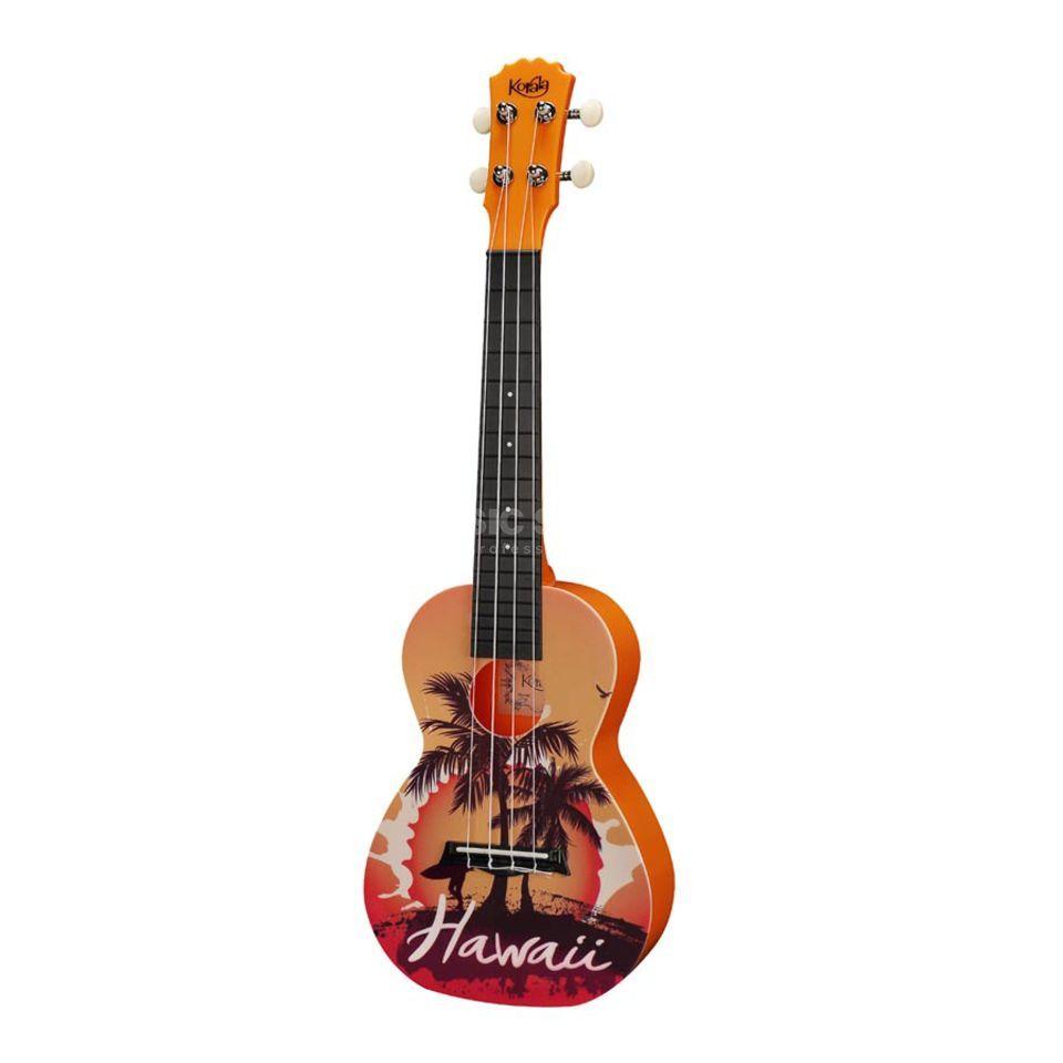 Korala korala puc 30 concert ukulele hawaii/orange